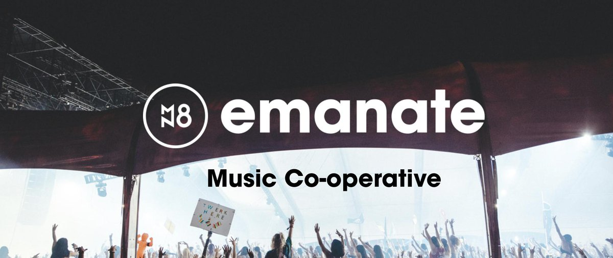 Introducing the Emanate Music Co-operative and our plan for decentralised governance. Working with @eosdac. Do you want to apply to become an Emanate Rep? https://medium.com/emanate-live/emanate-music-co-operative-1399f9aa17b7 … … #EOSIO #blockchain $EMT $EOS