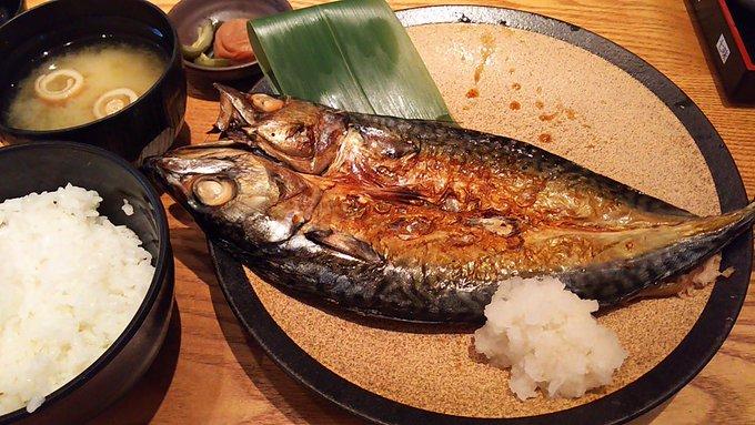 [英語日記] さば開き A mackerel cut open and dried