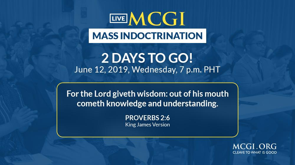 ang dating daan bible exposition june 7 2019