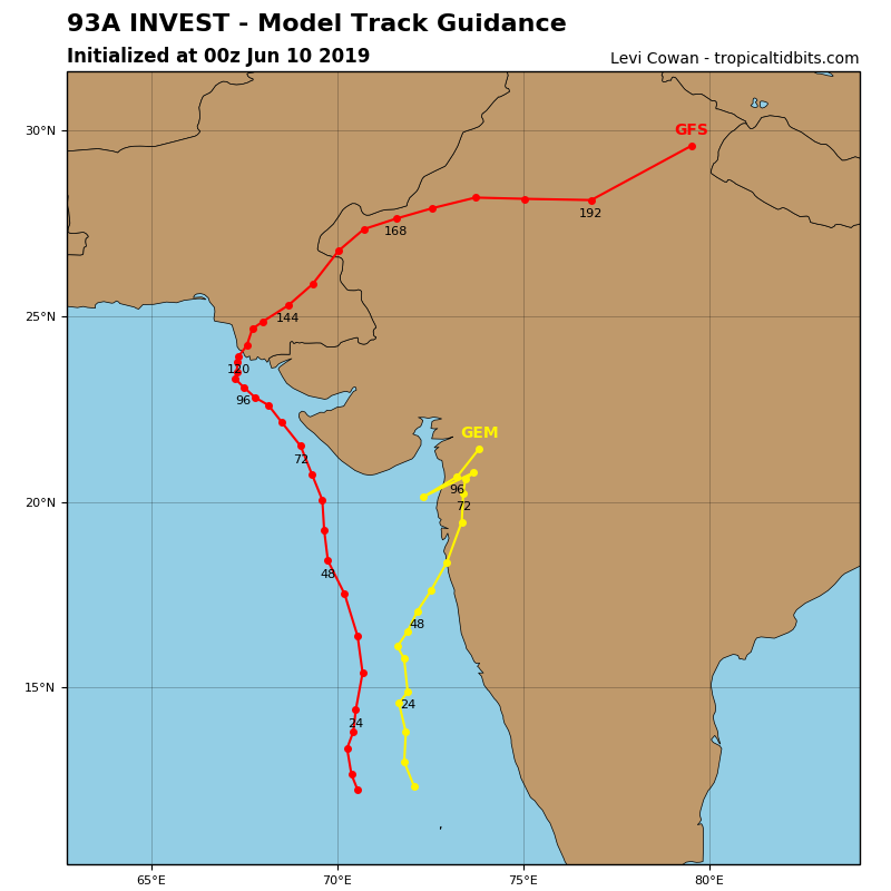 Cyclone brewing in sea: Gujarat fishermen asked to return, Signal One hoisted at ports, heavy to very heavy rain predicted in Saurashtra Kutch during 11-14 June