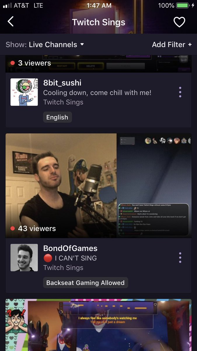 Twitch Sings on JumPic com