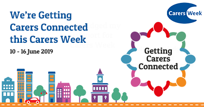 #CarersWeek is here! Hundreds or events will take place across the UK this week to get the millions of people caring unpaid for family and friends connected to support. Share updates and photos on #CarersWeek