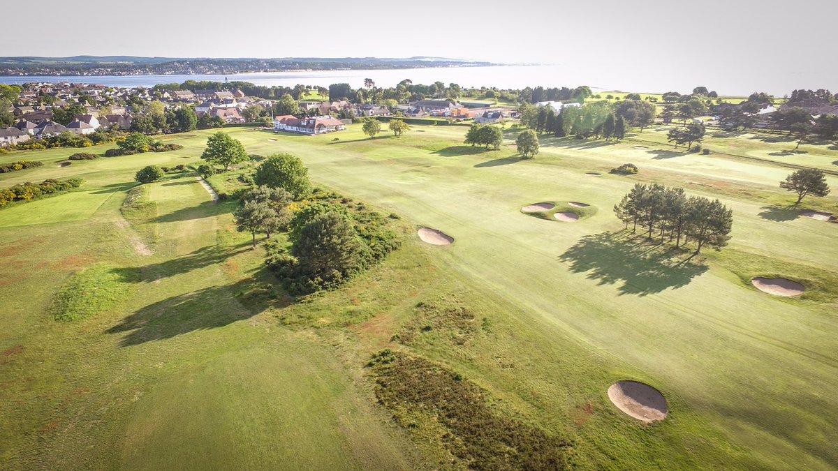Scotscraig golf
