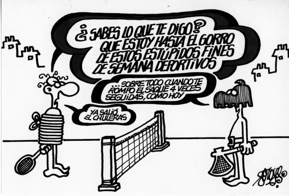Viñeta publicada en Diario16, en 1986
