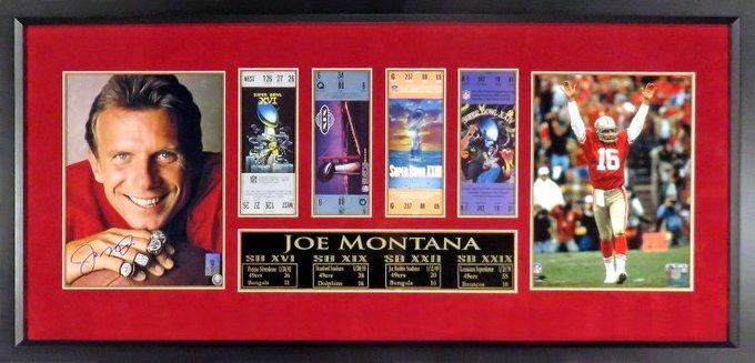 "June 11:Happy 63rd birthday to former American football quarterback Joe Montana (\""San Francisco 49ers\"")"