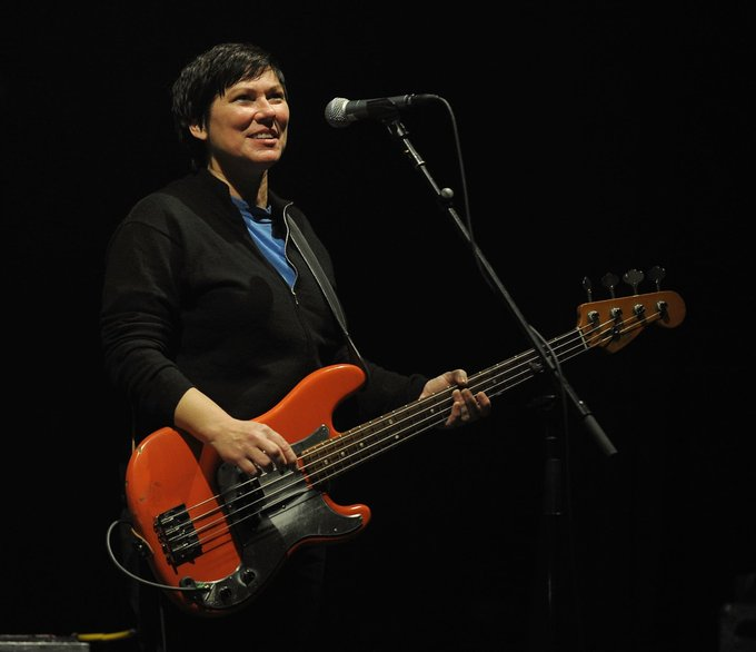Happy Birthday, Kim Deal.