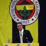 Image for the Tweet beginning: Başkanımızın Fenerbahçe Dergisi Haziran sayısındaki