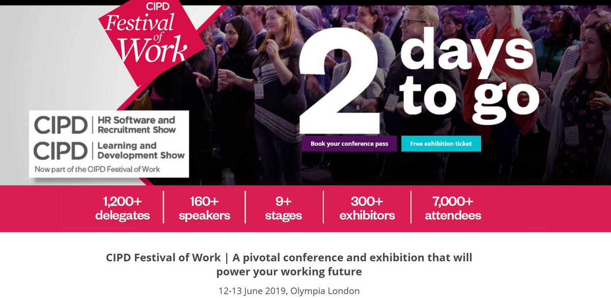 Will you be attending? My flight is now booked looking forward to meeting lots of great HR professionals. Get in touch if you would like to arrange a meeting. e: philomena.christie@oracle.com #festivalofwork #cipd #skillsgap #gdpr #innovation #hrtechnology