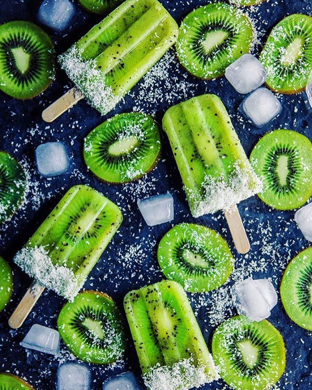 @raveofcolors kiwi ice pops look like it'd totally be appropriate to have them for breakfast, lunch, and dinner.💚 We're looking forward to lots of ice cream this week, tag your pictures with #KSgram for a chance to get featured! . . . #KitchenStories… https://t.co/l0Achu8yj3 https://t.co/vnFUgY6mkn