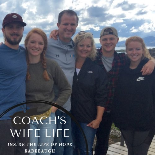 The toughest questions we coach's wives ask ourselves are tackled by author and coach's wife @HopeRadebaugh, wife of @CoachBRadebaugh, of @csusports! You will walk away empowered and inspired!   🎧https://podcasts.apple.com/us/podcast/coachs-wife-life/id1441979051?i=1000441023601 …  📖 https://www.amazon.com/Gym-Rats-Hope-Radebaugh/dp/1929478933 …