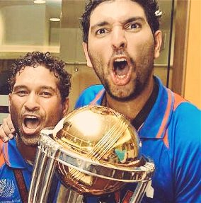 What a fantastic career you have had Yuvi.You have come out as a true champ everytime the team needed you. The fight you put up through all the ups & downs on & off the field is just amazing. Best of luck for your 2nd innings & thanks for all that you have done for 🇮🇳 Cricket.🙌