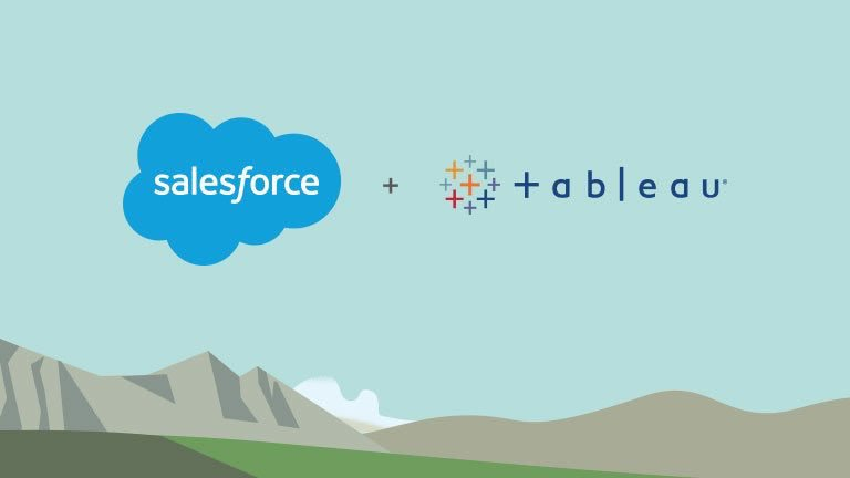 I'm very excited to announce we're coming together with our good friends @tableau @aselipsky to help people see and understand data (and customers too!). Today Salesforce signs definitive agreement to acquire @Tableau! http://sforce.co/2WvU486   Important: http://sforce.co/2WpmVWN