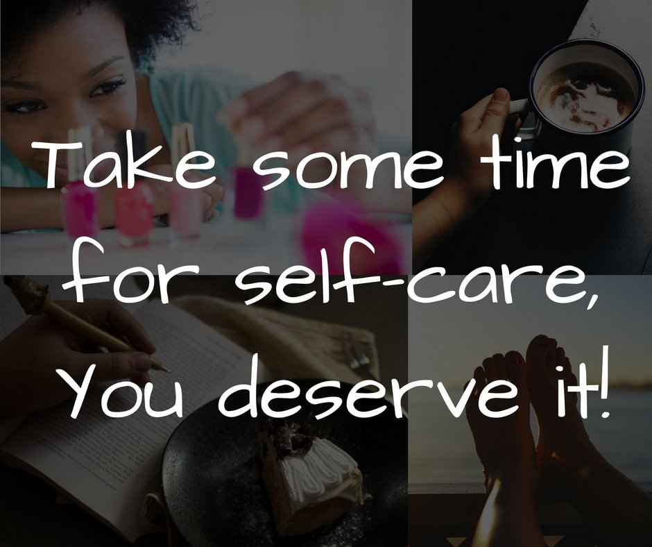 Self-care is the best care! #MentalHealthMondays