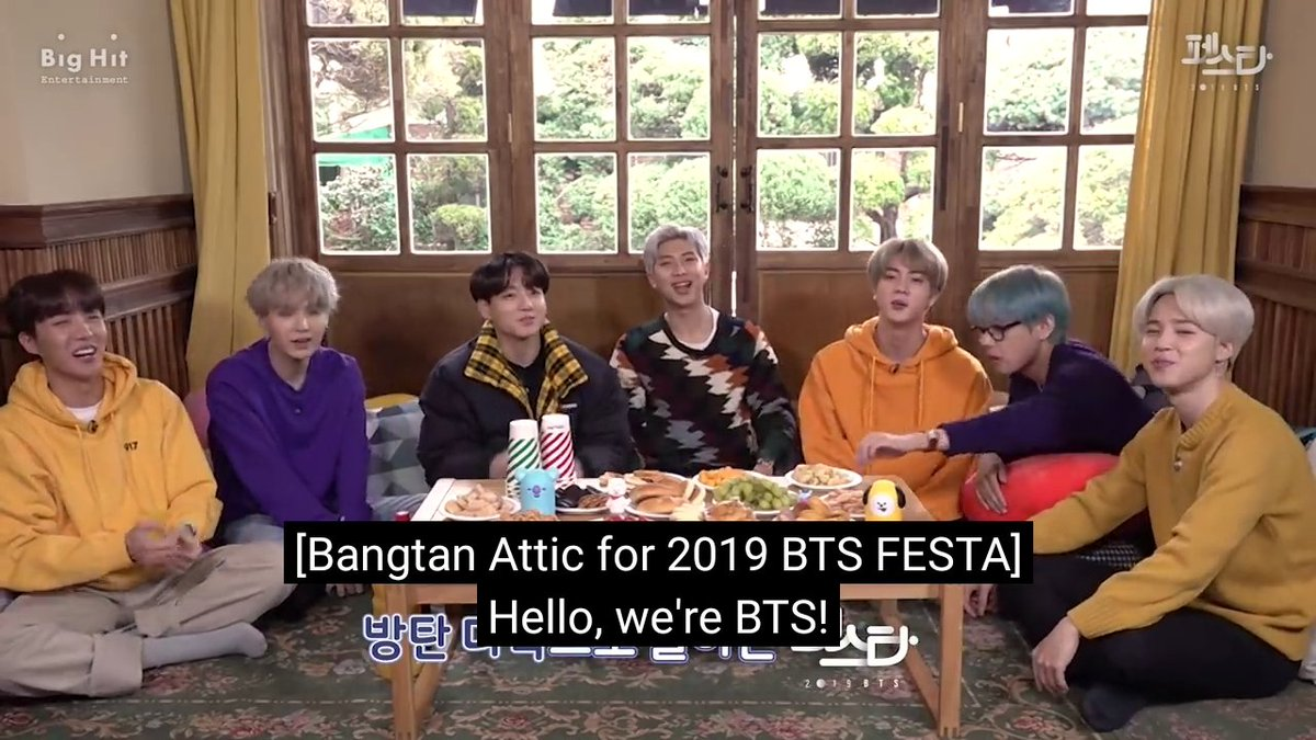 THIS IS NOT A DRILL!!! THERE ARE ENGLISH SUBS😳