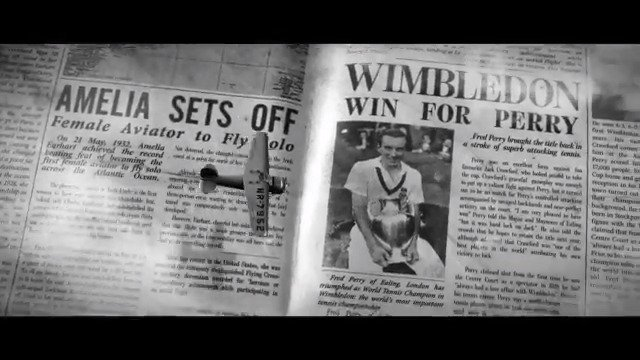 The Championships 2019. Coming soon to a front page near you 📰#JoinTheStory #Wimbledon