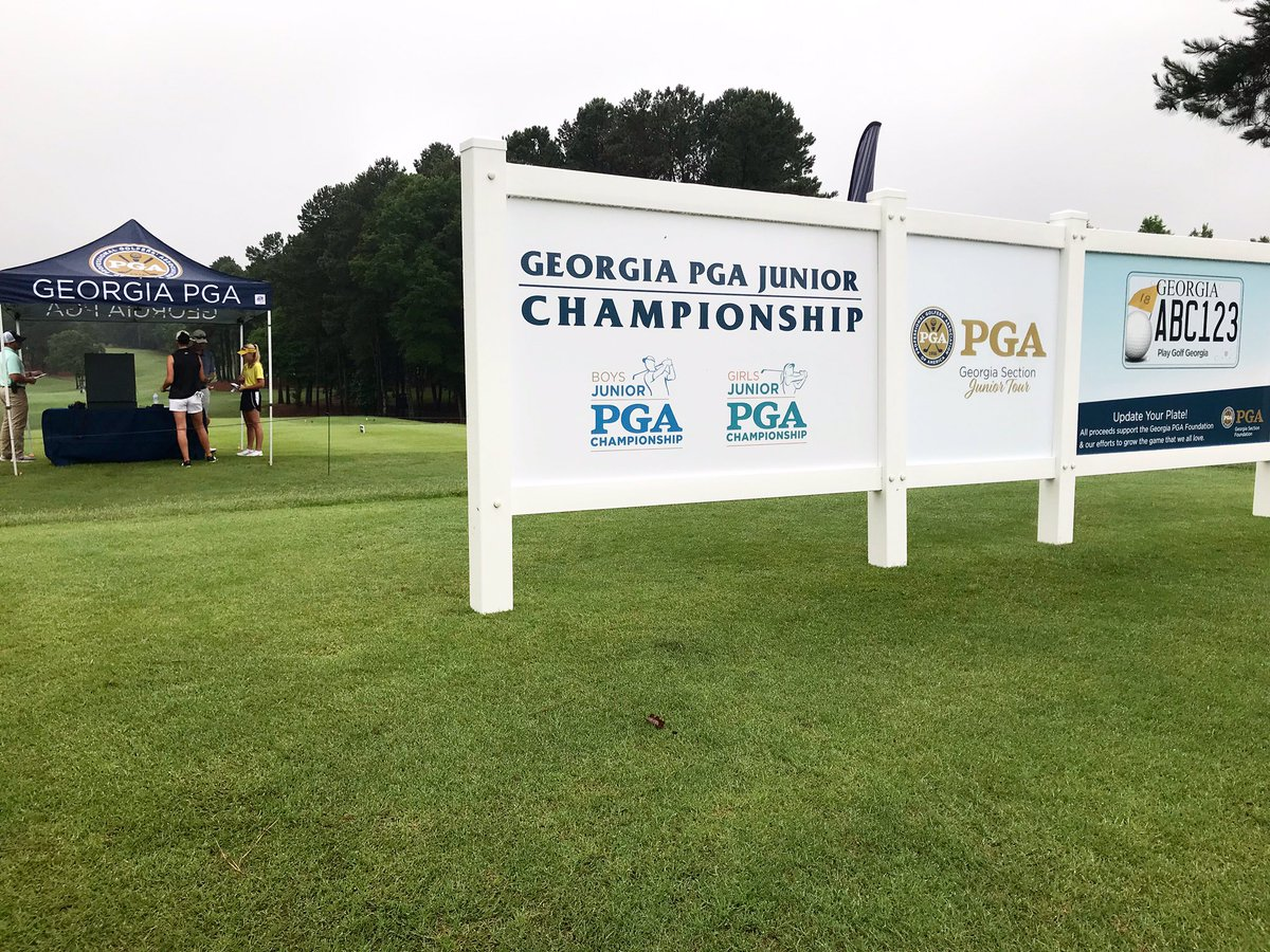 Thank you to The Legends at Chateau Elan for hosting the Georgia PGA Junior Championship! #TheLegendsAtChateauElan #JuniorPGAChamp #GeorgiaPGAJrChampionship