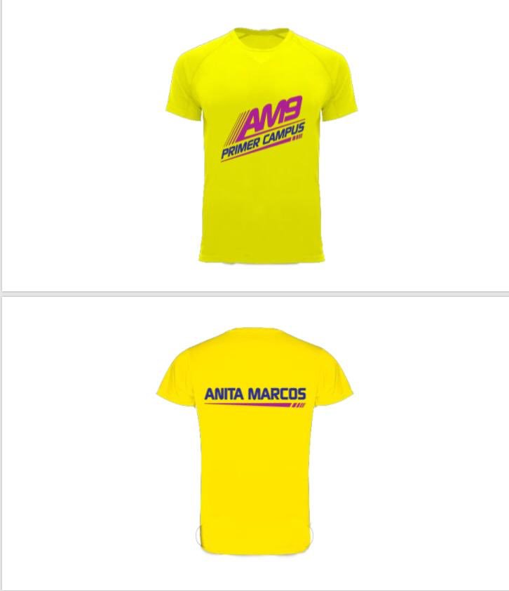 Quieres tener una de mis camisetas?  Solo tienes que esperar 1⃣4⃣ dias y APUNTARTE a mi Campus  Te espero‼️  #PrimerCampusAnitaMarcos