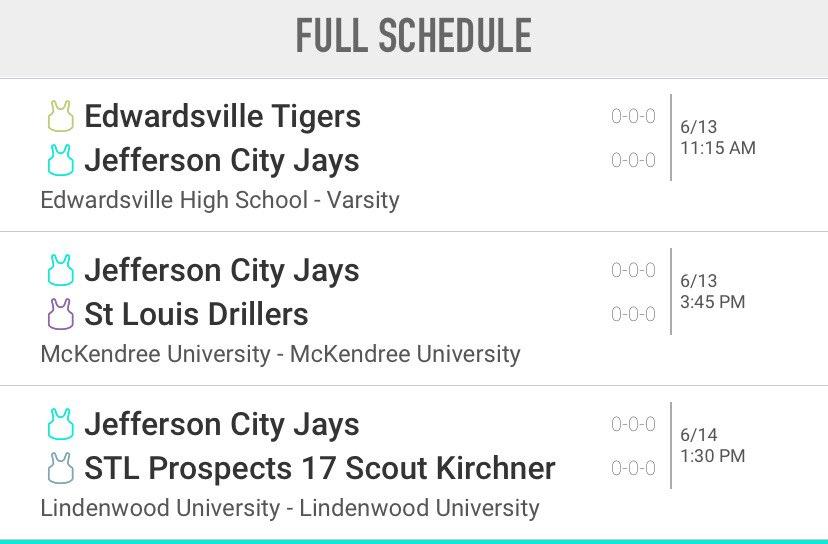 Jeff City Jays Baseball (@jcjays_baseball)   Twitter