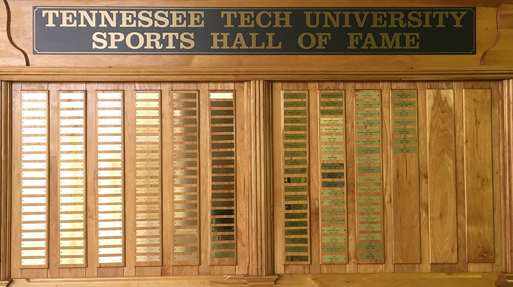 @TTUGoldenEagles's photo on HALL OF FAME