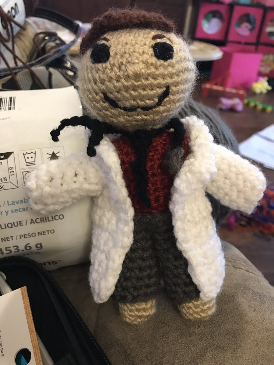 AMIGURUMI DOCTOR/ NURSE - YouTube | 1200x900