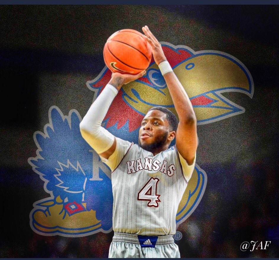 First and foremost, I want to thank my family, teammates, and coaches for their continued guidance and support. After evaluating all my options, I have decided to commit to the University of Kansas! #RCJH