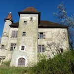 Image for the Tweet beginning: Maison forte de Vons