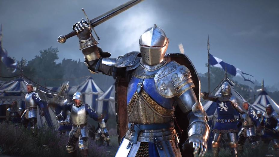 Medieval Games 2020.Chivalry Medieval Warfare 2 Announced Pc News At New Game