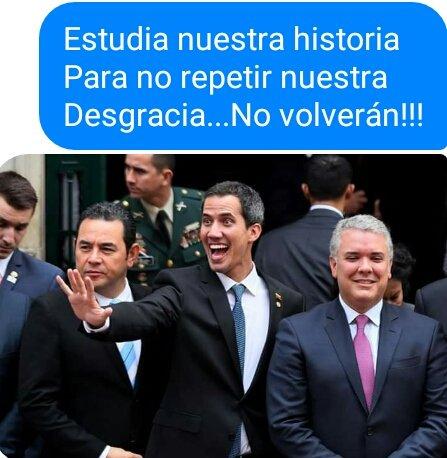 Colombia - Gobierno (interino) de Juan Guaidó - Página 20 D8t4Y2pWwAAHFFQ