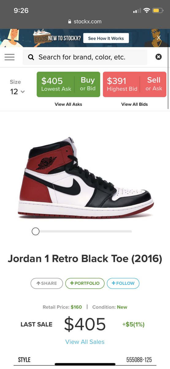 3c8cce1588b Selling both size 12 DS $360 black toes $380 top 3 Cash app payments please  RT