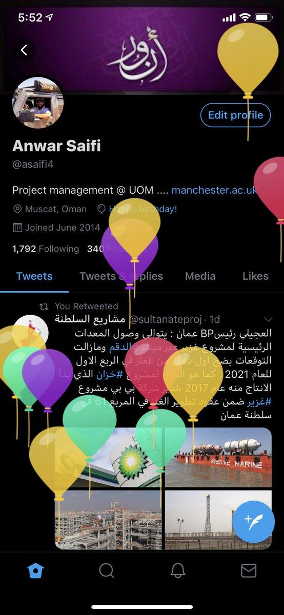 #HAPPY_BIRTHDAY #thanks_twitter