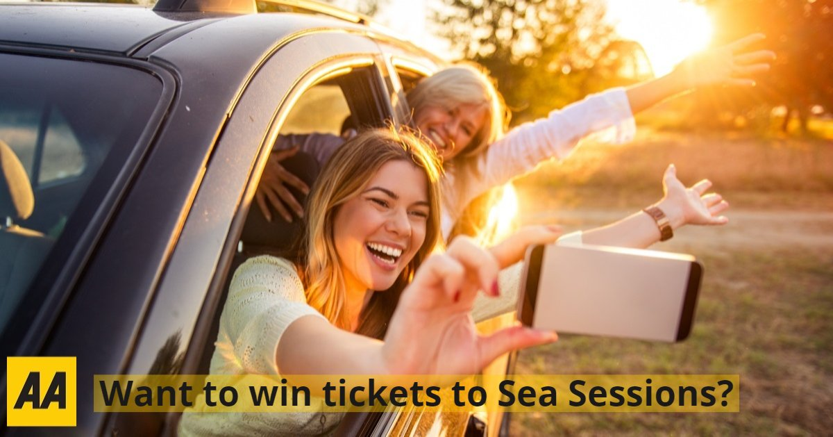 Aa Ireland On Twitter Want Tickets For Seasessions We Ve Got 3 Pairs Of 4 Day Camping Tickets To Give Away To Celebrate The Launch Of Aa Young Driver Car Insurance Just Tag The