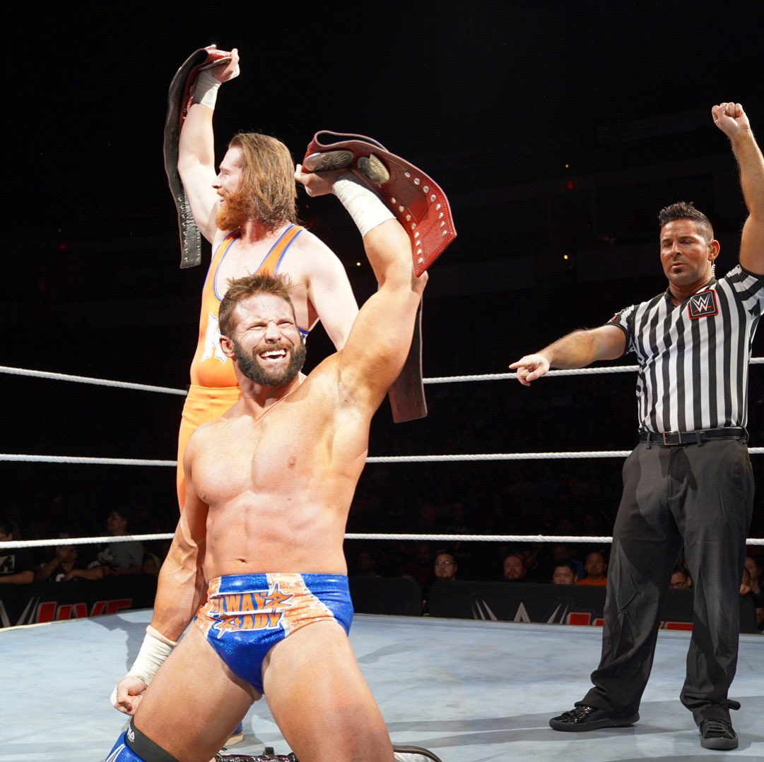 @ZackRyder's photo on The Revival