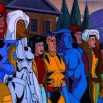 Image for the Tweet beginning: The creators of X-Men: The