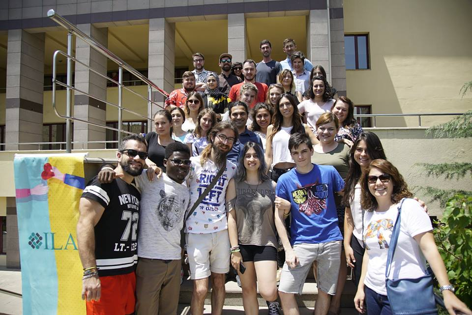 Reassessment of Volunteer Recognition (RVR) Training Course was held in Ankara on 07-13 July 2018. Project welcomed 30 participants from 7 program countries (Netherlands, Italy, Spain, Poland, Romania, Macedonia and Turkey). #rvr #vol101