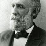 Image for the Tweet beginning: On 6/18/1884, OSU President William