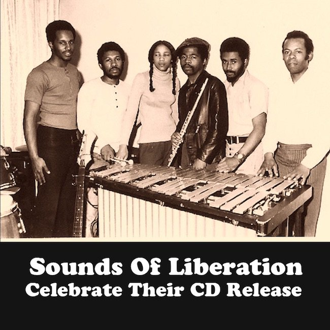 #SoundsOfLiberation is a Philly-based band, formed in 1970, included #KhanJamal #ByardLancaster #DwightJames & #MonnetteSudler / On Thurs, June 13, #SoundsOfLiberation will take the stage at @uniontranser to celebrate / For More Info: https://bit.ly/2WwW8f6  / @ArsNovaWorkshoppic.twitter.com/tCq1Eq3W1W