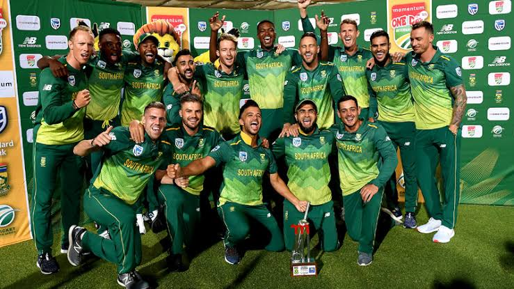 Loco On Twitter The South African National Cricket