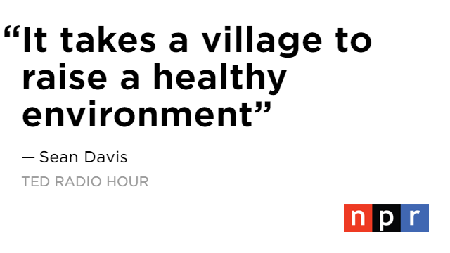 Sean Davis on how we can learn from past political action to help face the climate crisis today: