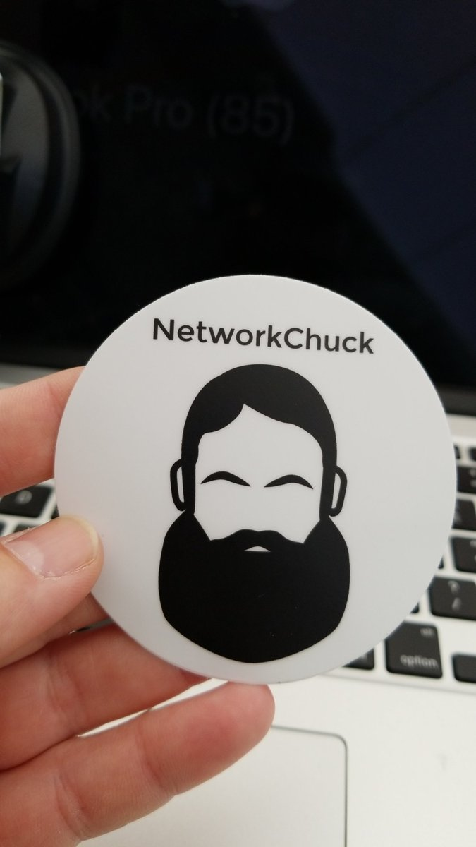 networkchuck hashtag on Twitter