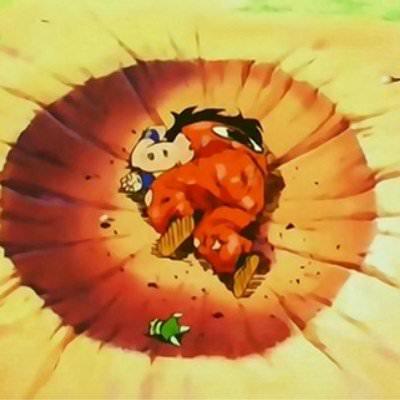 Goku on Twitter