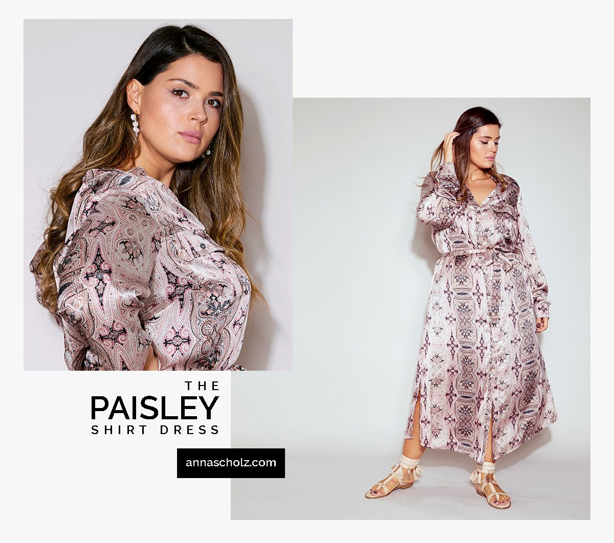 test Twitter Media - Its all about the pastel paisley shirtdress https://t.co/VTomPTdDQI #plussize https://t.co/DHb4Sk3ZX2