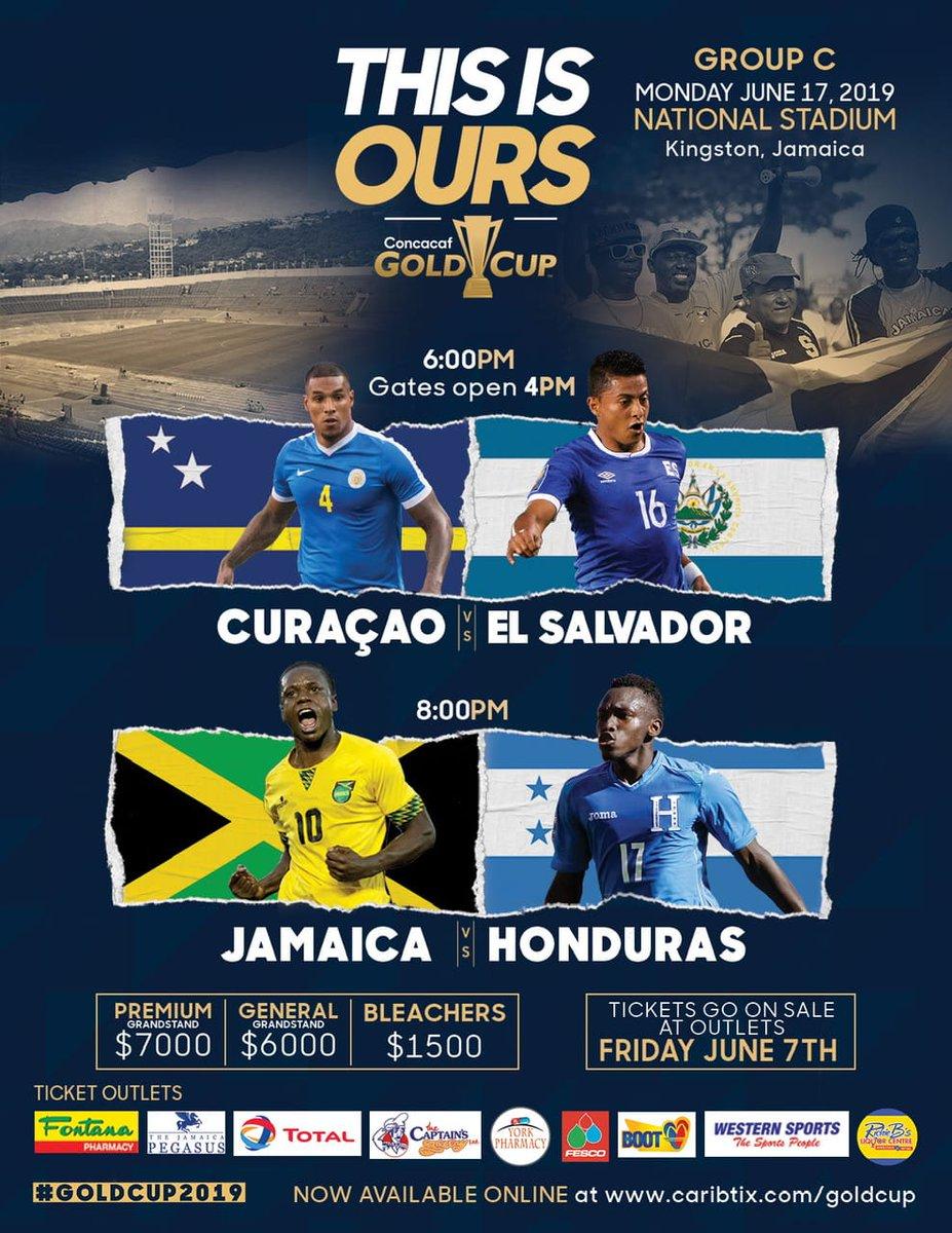 Copa Oro 2019: El Salvador vs Curazao. Preparacion del juego. D8txGxyX4AANAAi