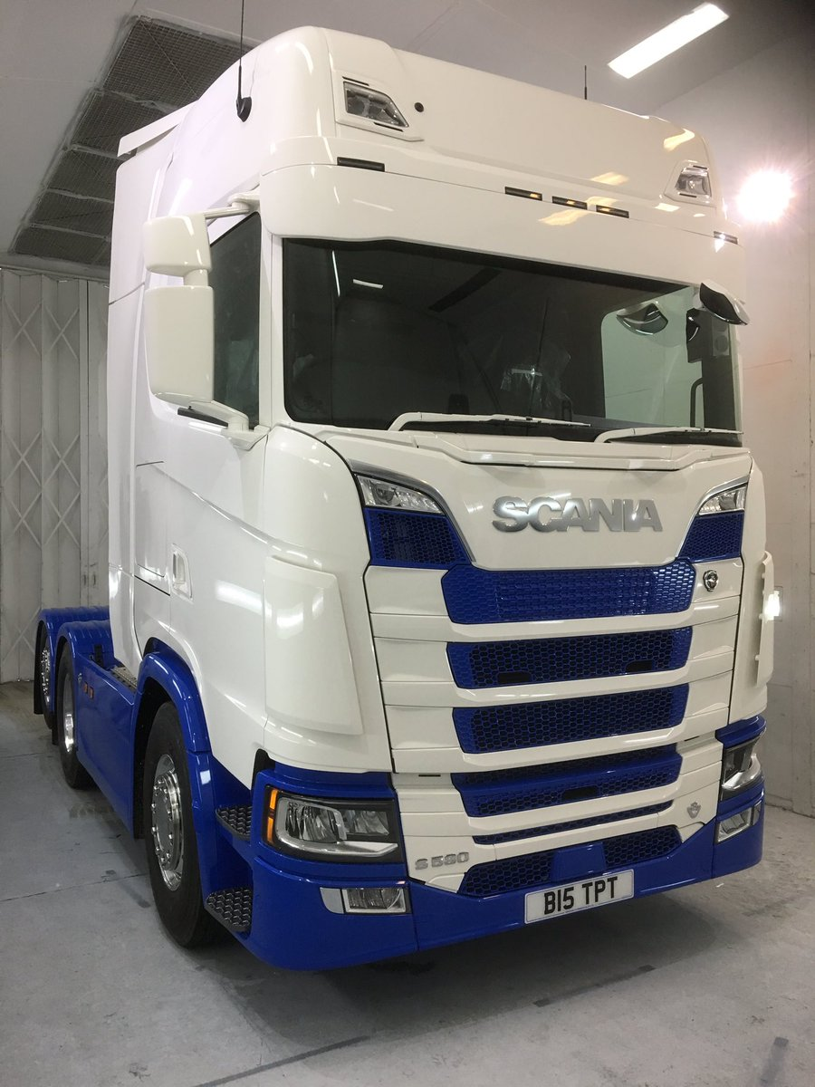 scaniatrucks hashtag on Twitter