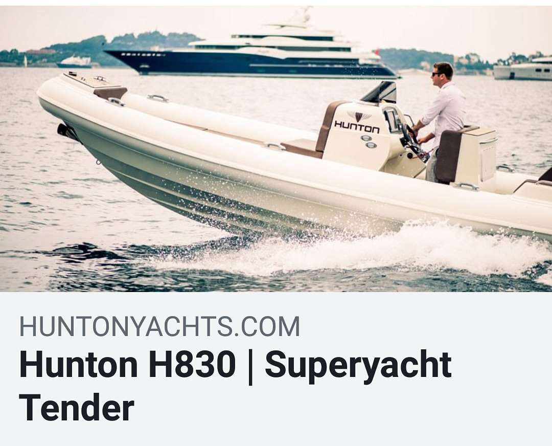 test Twitter Media - Stylish British design with fierce offshore proven performance born from 40 years of racing experience... the Hunton Yachts H830 Centre Console RIB.  Order yours today:  Info@huntonyachts.com https://t.co/vICyKK6Y1r
