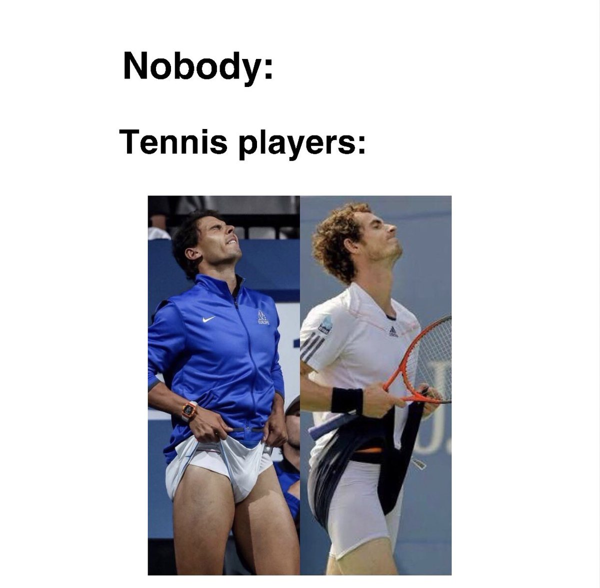 Something to think about @RafaelNadal & #andymurray <br>http://pic.twitter.com/fM9NFiRkiV
