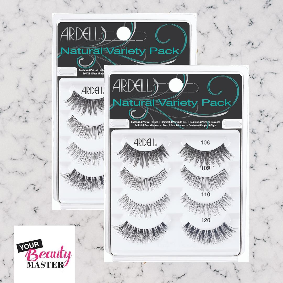 9f530732b7b Give your lashes some variety with this @ArdellBeauty Natural Variety Pack!  ✨ Take the