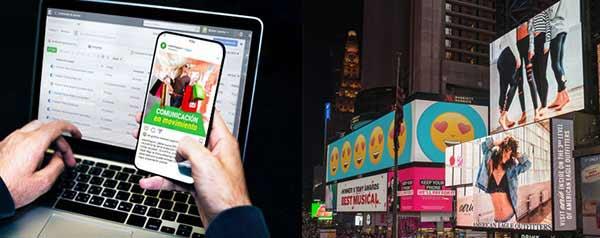 Publicidad es un término que se ha instalado con fuerza en nuestro vocabulario cotidiano desde hace tiempo.  Te mostramos alas diferencias entre Publicidad tradicional y Publicidad Digital. https://t.co/QbaitP0YMq  #publicidad #googleads #facebookads #linkedinads #ads #BuenLunes https://t.co/Ga1GQKKiKw