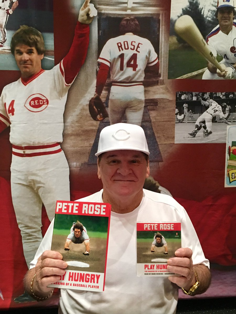 I am signing autographs at the Art of Music at Mandalay Bay Shoppes today through Wednesday from 12pm-430pm, and at the MGM Art of Music Thursday through Saturday from 12pm-430pm. peterose #4256 #hitking #cincinnatireds @FitermanSports  #fitermansportsexclusive