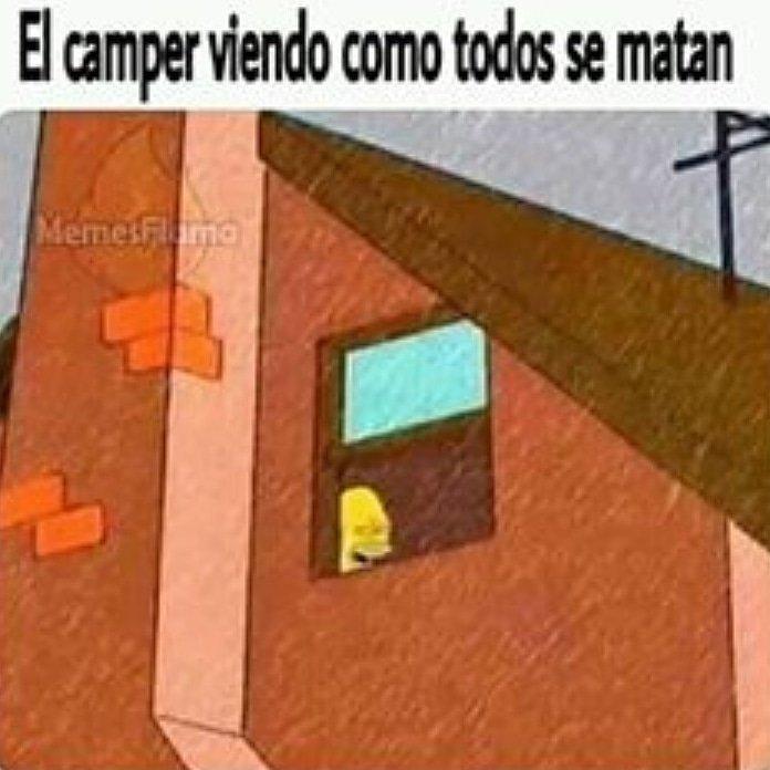 Jijij viva las campeadas #meme #memes #memeespaña #memefuertes #memefortnite #memefreefire #momazos #momo #apexlegends #apexlegendsmeme #fortnitememes #freefirememes #mememe #mememexicano #mememexico #memeespaña #memeespañoles #memeargentina #memeargentino #memecolombiapic.twitter.com/XfocvNHS4U