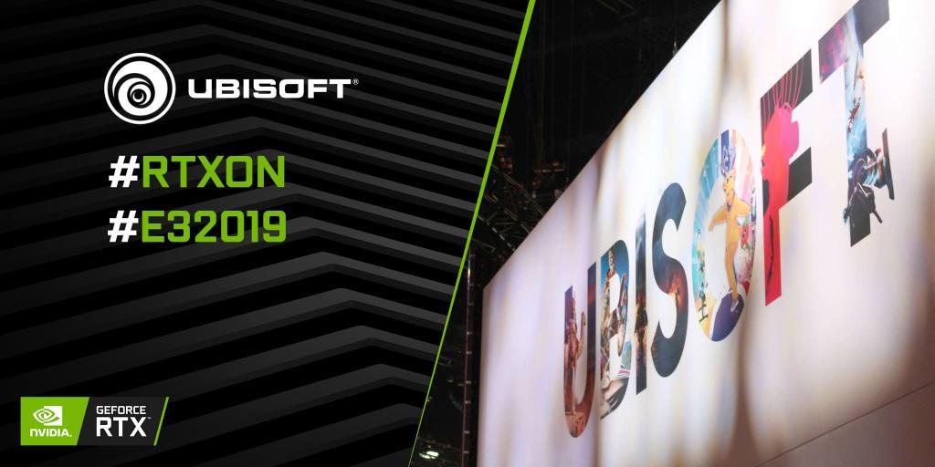La conferenza Ubisoft sta per cominciare! Guardala in diretta qui: https://t.co/A6VspaKgGU #RTXOn #E32019 https://t.co/Qae1YQfq9B